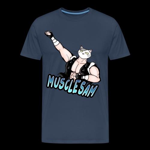 Team Muscle   - Maglietta Premium da uomo