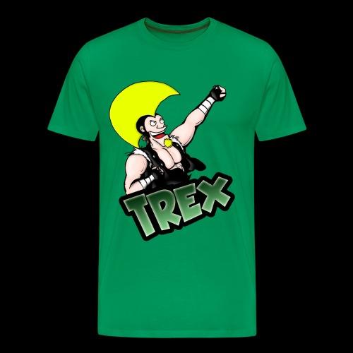 Team TREX - Maglietta Premium da uomo