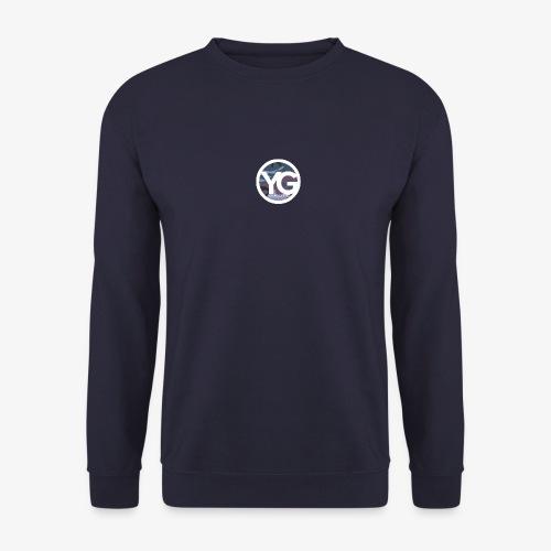#YG 'NavyCamo' Sweatshirt - Men's Sweatshirt