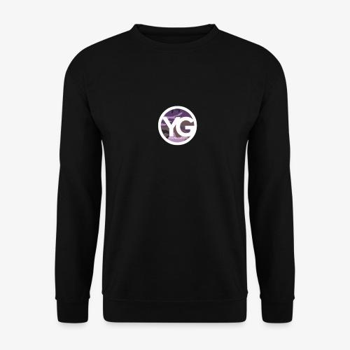 #YG 'PurpleCamo' Sweatshirt - Men's Sweatshirt