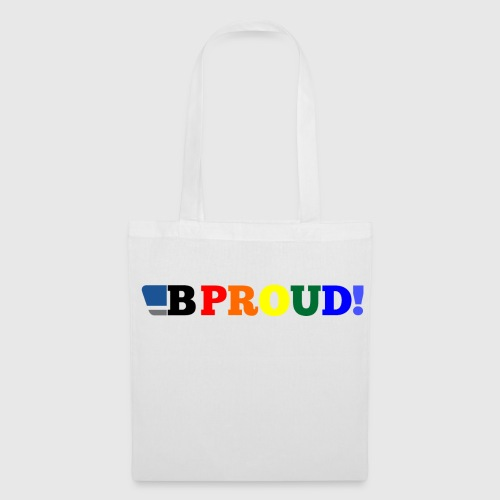 B Proud! Tote bag - Tote Bag