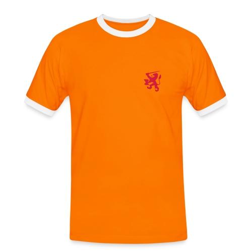 Holland Football Tee - Men's Ringer Shirt