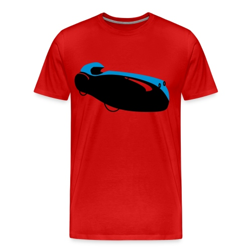 Quattrovelo - Männer Premium T-Shirt