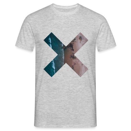 T-Shirt // Pueblo Vista // X Sunset Beach - Männer T-Shirt