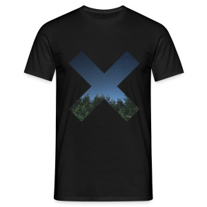 T-Shirt // Pueblo Vista // X Starry Night - Männer T-Shirt