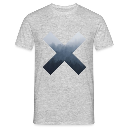 T-Shirt // Pueblo Vista // X Misty Forest - Männer T-Shirt