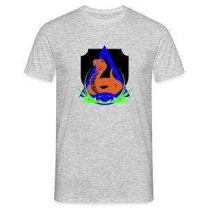 crew tshirt lge badge - Men's T-Shirt