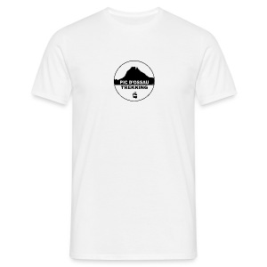 Pic d'OSSAU Treeking Rond V2 - T-shirt Homme