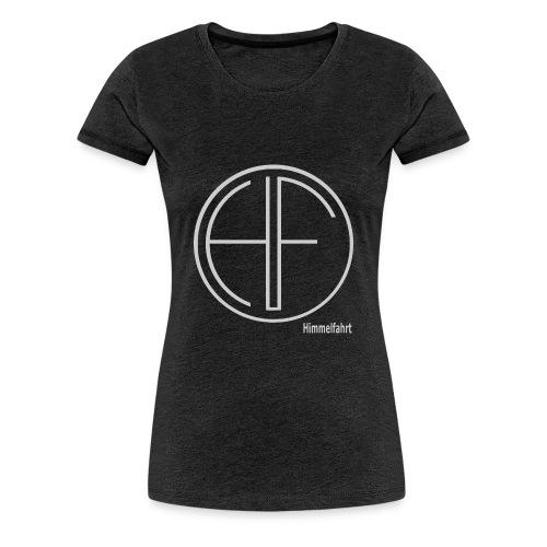 Frauen T-Shirt  HF Logo Kreis - Frauen Premium T-Shirt