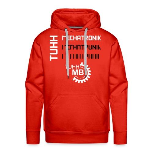 Hoodie Herren, rot, Mechatronik - Männer Premium Hoodie
