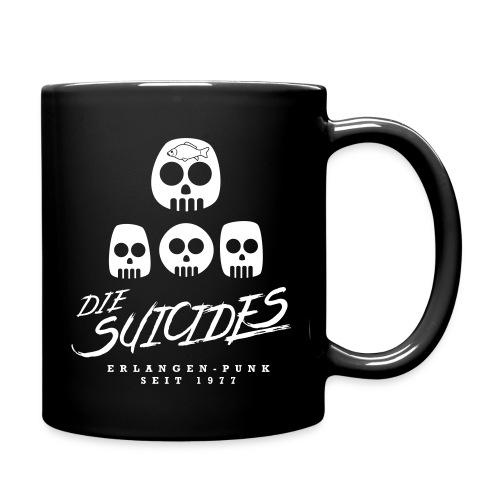 Tasse Die Suicides 2017 - Tasse einfarbig