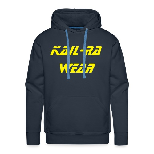 Sweat capuche Kail-Ra Wear - Sweat-shirt à capuche Premium pour hommes