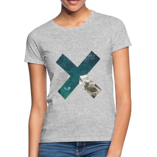 T-Shirt // Pueblo Vista // X Boat Cruise - Frauen T-Shirt