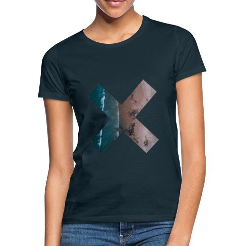 T-Shirt // Pueblo Vista // X Sunset Beach - Frauen T-Shirt