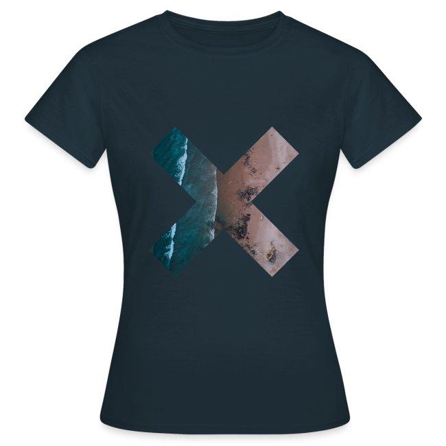 T-Shirt // Pueblo Vista // X Sunset Beach