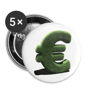 Ecolo'shirt - Badge moyen 32 mm