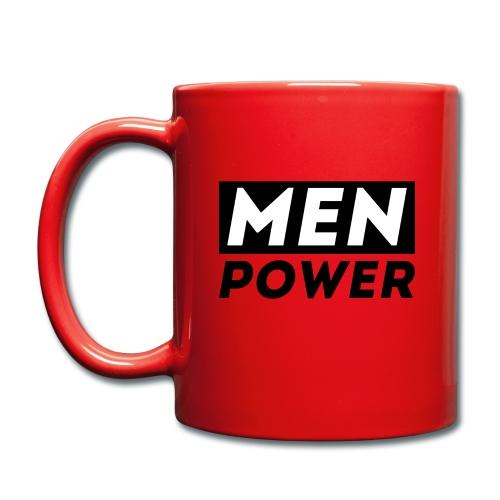 MEN POWER Tasse - Tasse einfarbig