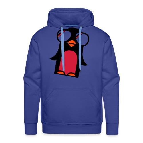 The funky penguin - Premium hettegenser for menn