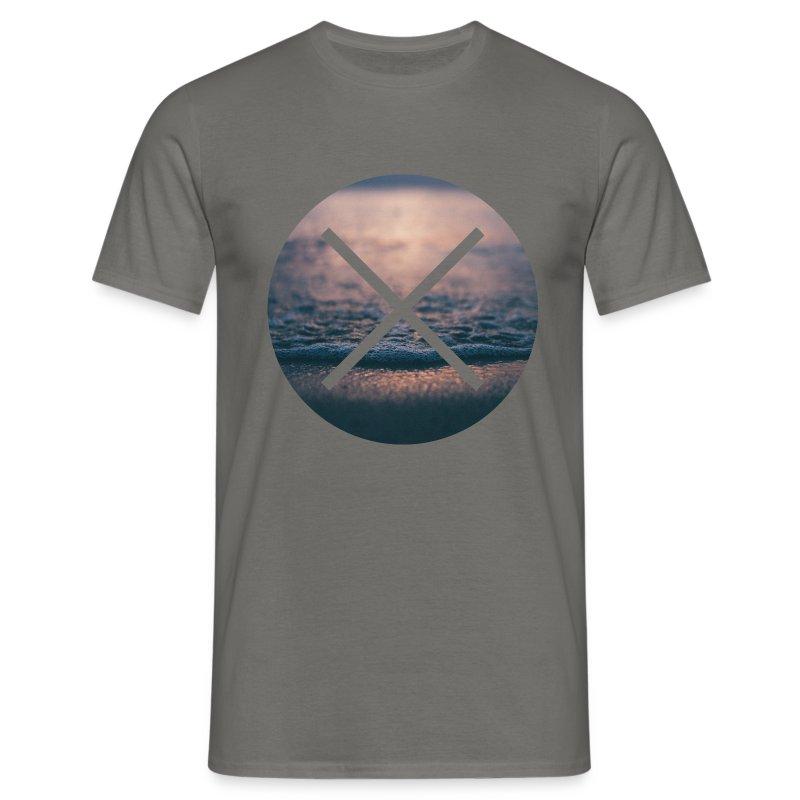 T-Shirt // Pueblo Vista // XO Wave Bubbles - Männer T-Shirt