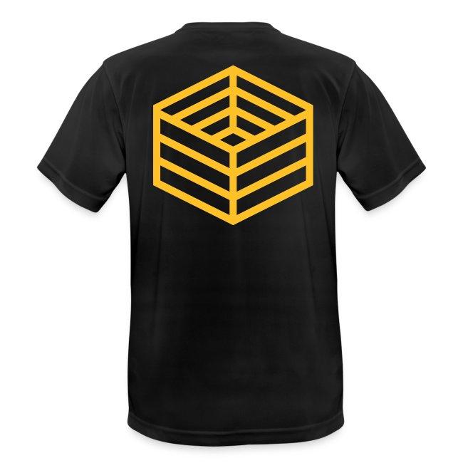 Mens Breathable FQ Training T-Shirt