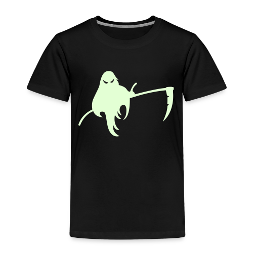 Halloween Shirt Glow in the Dark - Sensengeist - Kinder Premium T-Shirt