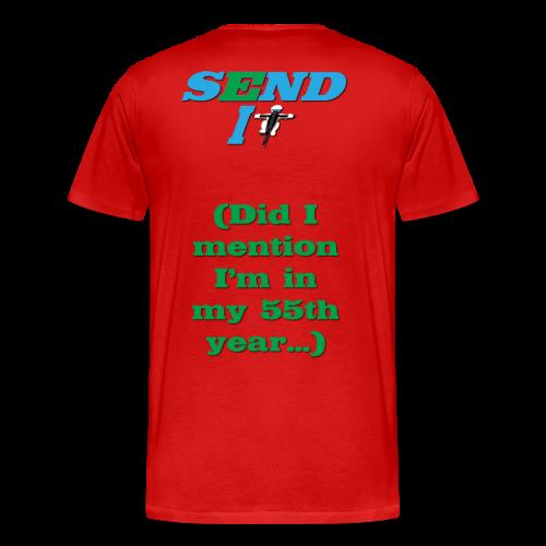 The Dave2 - Men's Premium T-Shirt