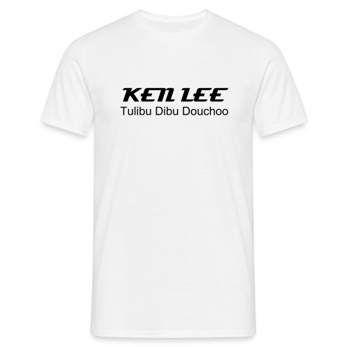 KEN LEE, Tulibu Libu Douchoo - Men's T-Shirt