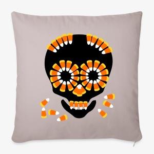 Candy Corn halloween patjila  - Sofa pillow cover 44 x 44 cm