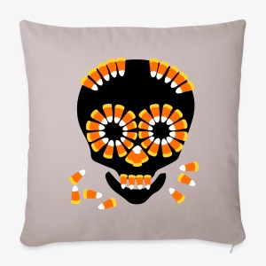 Candy Corn halloween patjila  - Sofa pillow cover 44 x 44 cm