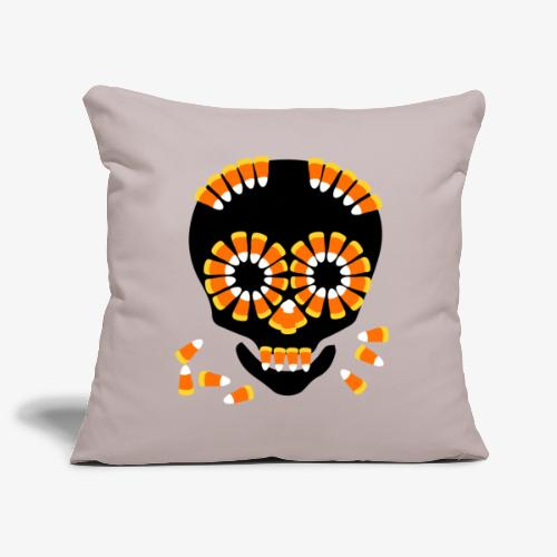Candy Corn halloween patjila  - Sofa pillowcase 17,3'' x 17,3'' (45 x 45 cm)