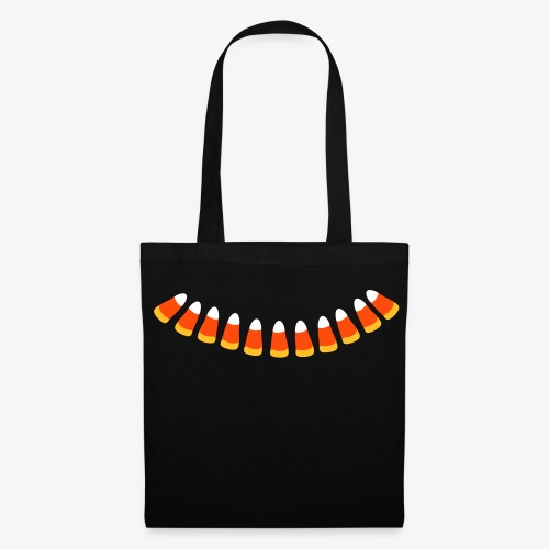 Candy Corn halloween Necklace patjila Bags & Backpacks - Tote Bag