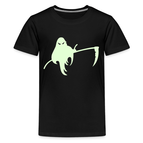 Halloween Shirt Glow in the Dark - Sensengeist - Teenager Premium T-Shirt