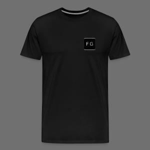 Fossett Gaming T Shirt - Men's Premium T-Shirt