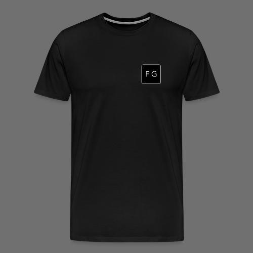Fossett Gaming T Shirt - Men's Premium T-Shirt