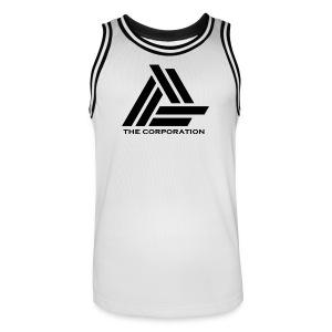 The Corporation tanktop - Men's Basketball Jersey