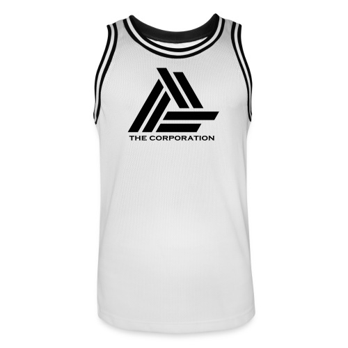 The Corporation tanktop - Men's Basketball Jersey