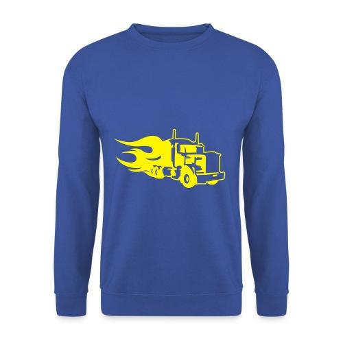 genser med kult motiv - Genser for menn