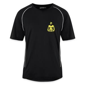TGGF-F34RL3SS Trikot gelb - Männer Fußball-Trikot
