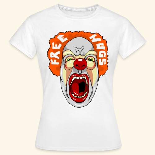 Horror Clown - T-shirt Femme