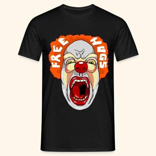 Horror Clown - T-shirt Homme