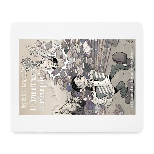 Tapis de souris - Tapis de souris (format paysage)