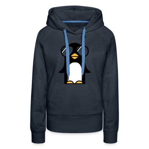 Penguin Hoodie - Women's Premium Hoodie