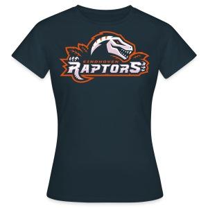 Main Logo Female - Vrouwen T-shirt