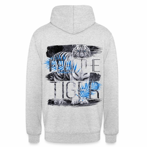 Feel the Tiger Hoodie Unisex - Unisex Hoodie