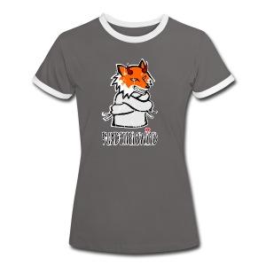 Fuxdeifelswild - Mädle - Frauen Kontrast-T-Shirt