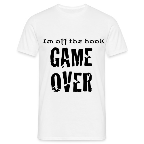 The Game Diss  - Herre-T-shirt