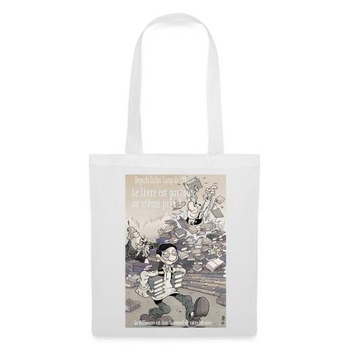 Sac libraires - Tote Bag