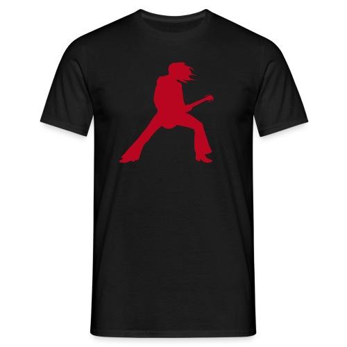 Camiseta Negra - Camiseta hombre