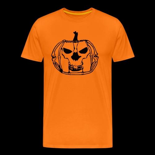 Pumpkin - Männer Premium T-Shirt