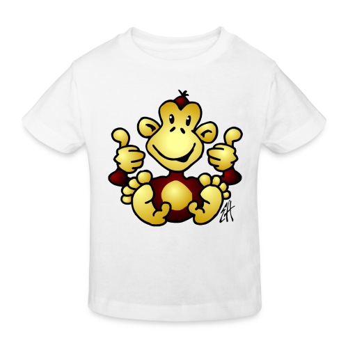 Monkey - Kids' Organic T-Shirt